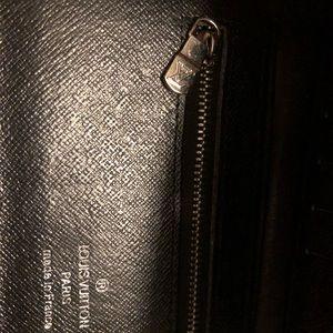 Louis Vuitton Bags - Black Louis Vuitton wallet